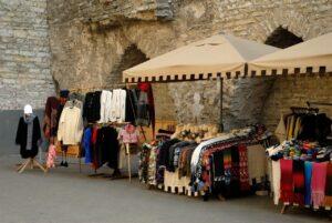 Feria de Artesanía y Segunda Mano en Cabanas
