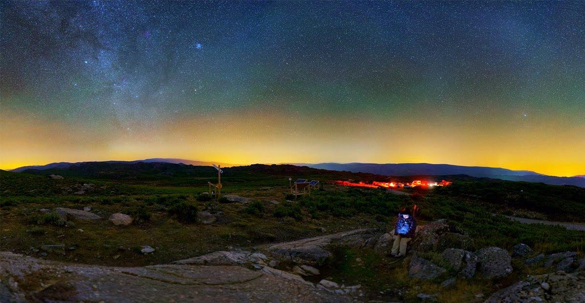 Mirador estelar As Tablillas