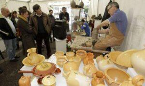 Feria de Oficios Artesanos de Gondomar